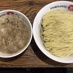 ラーメン人生JET600 - 料理写真:鶏煮込みつけ麺 850円
