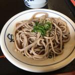 Sobadokohanayamaderashukubou - 皿そば