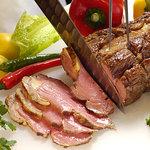 ブラッセリー 「チェッカーズ」 - シェフの技が光るお料理の数々