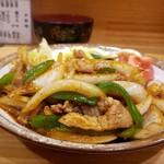 とん八 - 南蛮焼き750円!