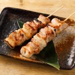 個室 焼き鳥居酒屋 くしみつ - 料理写真:豚バラ