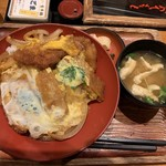 亀甲堂 - カツ丼
