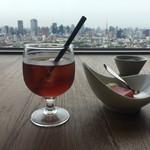 zakintansute-ki - デザートと紅茶