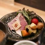 麺家 幸先坂 - 具材☆