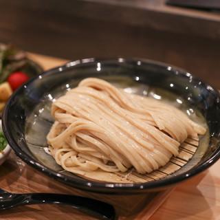 麺家 幸先坂 - 料理写真:自家製手打太麺☆