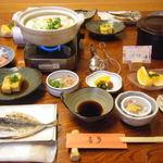 食彩の宿 喜多 - 料理写真: