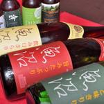 ニイガタスタイル マサト - ドリンク写真:新潟産の日本酒たち。