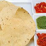 シターラ・ダイナー - 料理写真:インディアンスナック