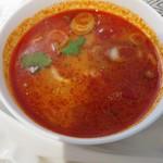 Thai Kitchen Kao Man Gai - トムヤムクンアップ