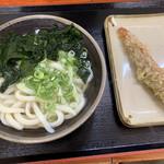 こがね製麺所 - 料理写真:これで¥270-。安い!