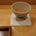御りょうり屋 伊藤 - 桃とぶどうのお酢