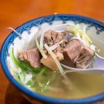 旨味太助 - 2019.6 テールスープ