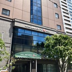 ホテルJALシティ - 仙台駅から 徒歩 5分 ♪  ホテルの部屋から 新幹線が 行き交うのが 見えました