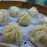 上海華都小吃點心城 - 料理写真:小籠包(7個TWD80)