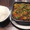 五指山 - 料理写真:麻婆豆腐(ライス付)
