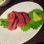 肉料理専門店 瑞流 - 馬刺