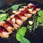 肉料理専門店 瑞流 - 鴨肉