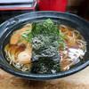 Mentetsu - 料理写真:醤油 2杯目