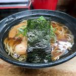 麺哲 - 料理写真:醤油 2杯目