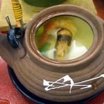 ゆふいん山水館 - 「秋風薫る会席」松茸土瓶蒸し