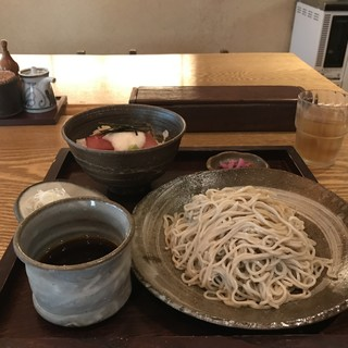 江戸前蕎麦 薫庵