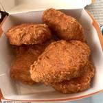 マクドナルド - 料理写真:スパイシーチキンマックナゲット