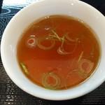 麺屋 から草 - 謎の中華スープ(2019年6月12日)