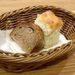 ロッチャドォーロ神楽坂 - 自家製パン