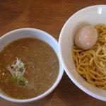 10953076 - 味玉濃厚ニボつけ麺