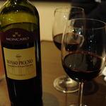 Bistro Kana - 2200円のワイン