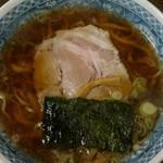 平八朗 - 麓山高原豚ラーメン(750円)