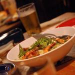 ババ・ガンプ・シュリンプ 東京 - シュリンプコブサラダ