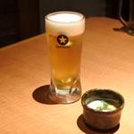 お酒がほぼ原価で飲める店 千代の蔵 - 生ビール