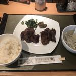109534741 - 牛たん定食 一人前 ミックス(1,780円)