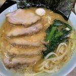 ラーメン壱六家 - チャーシューメン900円