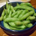 旬菜 籐や - 黒崎初だるま(枝豆)