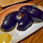 旬菜 籐や - 群馬産 十全茄子漬け