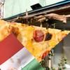 ピターナ - 料理写真:サラミ・ポテト・コーン