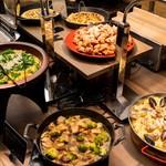 ぶどうの丘 - 料理写真: