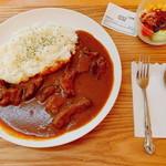 かびら食堂 - 料理写真:「石垣牛カレー(1,000円)」