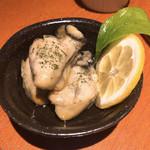 Melldies 手稲バル - 牡蠣のオイル漬け
