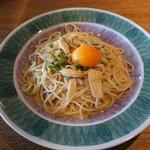 鎌倉パスタ - 料理写真:和風カルボナーラ