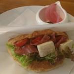 Fruit Chef - クロワッサンサンド