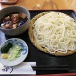 麻屋 - 肉汁うどん(850円)_2011-12-27