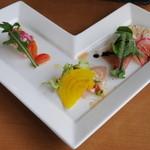 ポルタロッサ - 料理写真:前菜