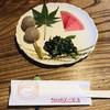 江口だんご本店 - 料理写真:前菜