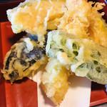 里味 - 天ぷら