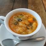 TROMPETTE - 野菜たっぷりのスープ(19-06)