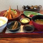 ぽわそん - 料理写真:海鮮フライセット