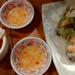 レーロイ - 豚肉と海老の生春巻¥780-